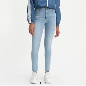 Mile High Super Skinny Women's Jeans Levi's